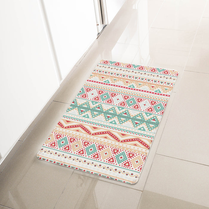 "Multi Geometric Anti-Fatigue Kitchen Floor Mat (32"" x 17.5"")-Simple Being-SimplyLife Home"