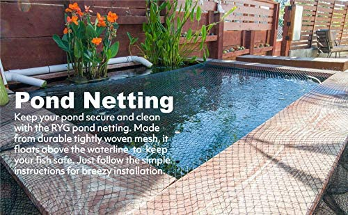 Raise Your Game Pond Netting 15ft x 15ft