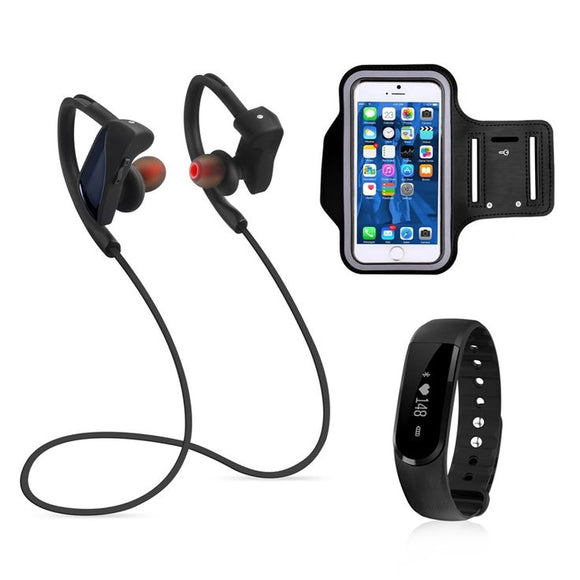 Accessories for sports and gym.