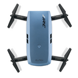 Drone in Action! JJR / C JJRC H47 ELFIE Plus with Enhanced HD Camera, Folding Arm. Two different colors, Worldwide Shipping, Special Offer For Limited Time!!
