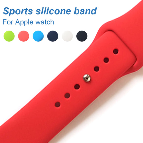Sport Watch Band for Apple Watch 42mm 38mm ITEM FREE JUST PAY SHIPPING