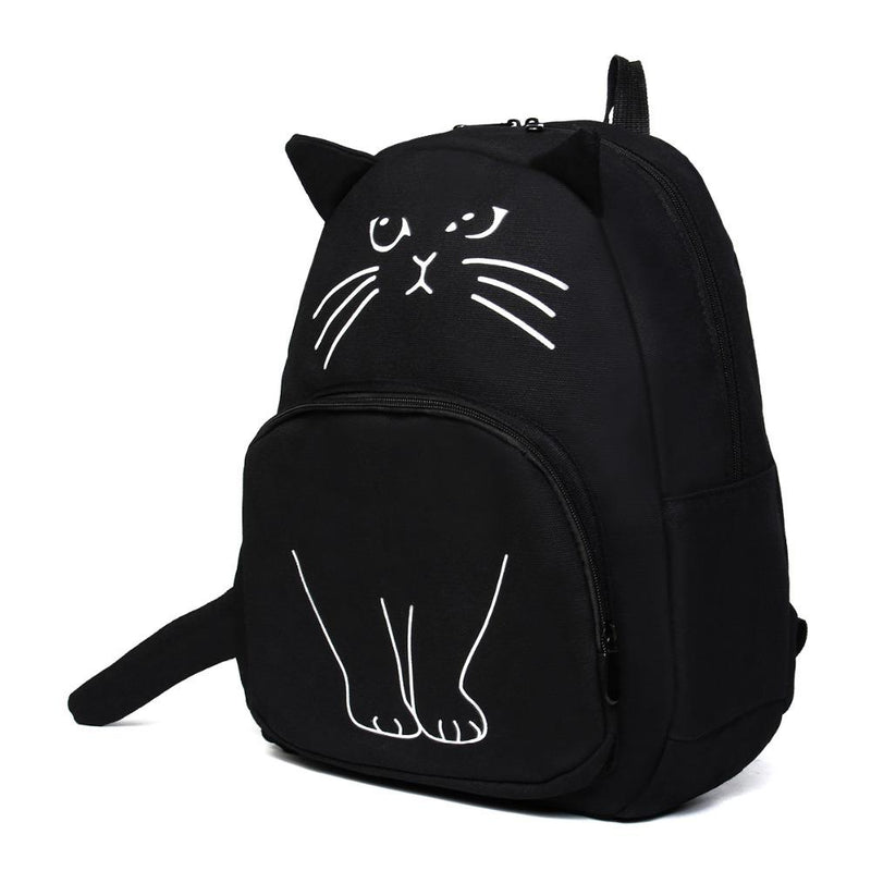 Lovely Cat Backpack-