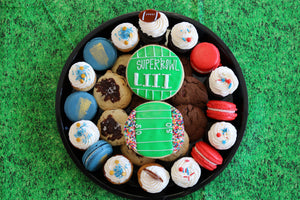 Super Bowl Party Platter