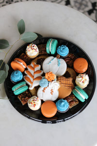 Thanksgiving Dessert Platter