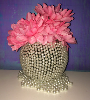 Pearl-fection Centerpiece