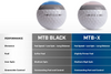 MTB-BLACK vs MTB-X TEST PACK- Currently Sold Out!