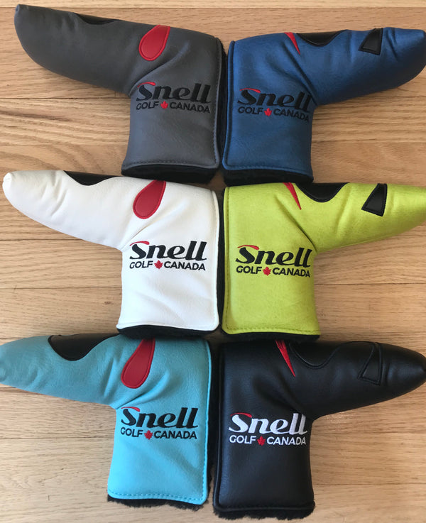 Snell LTD EDITION Putter Covers