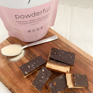 Salted Twix Beauty Bar