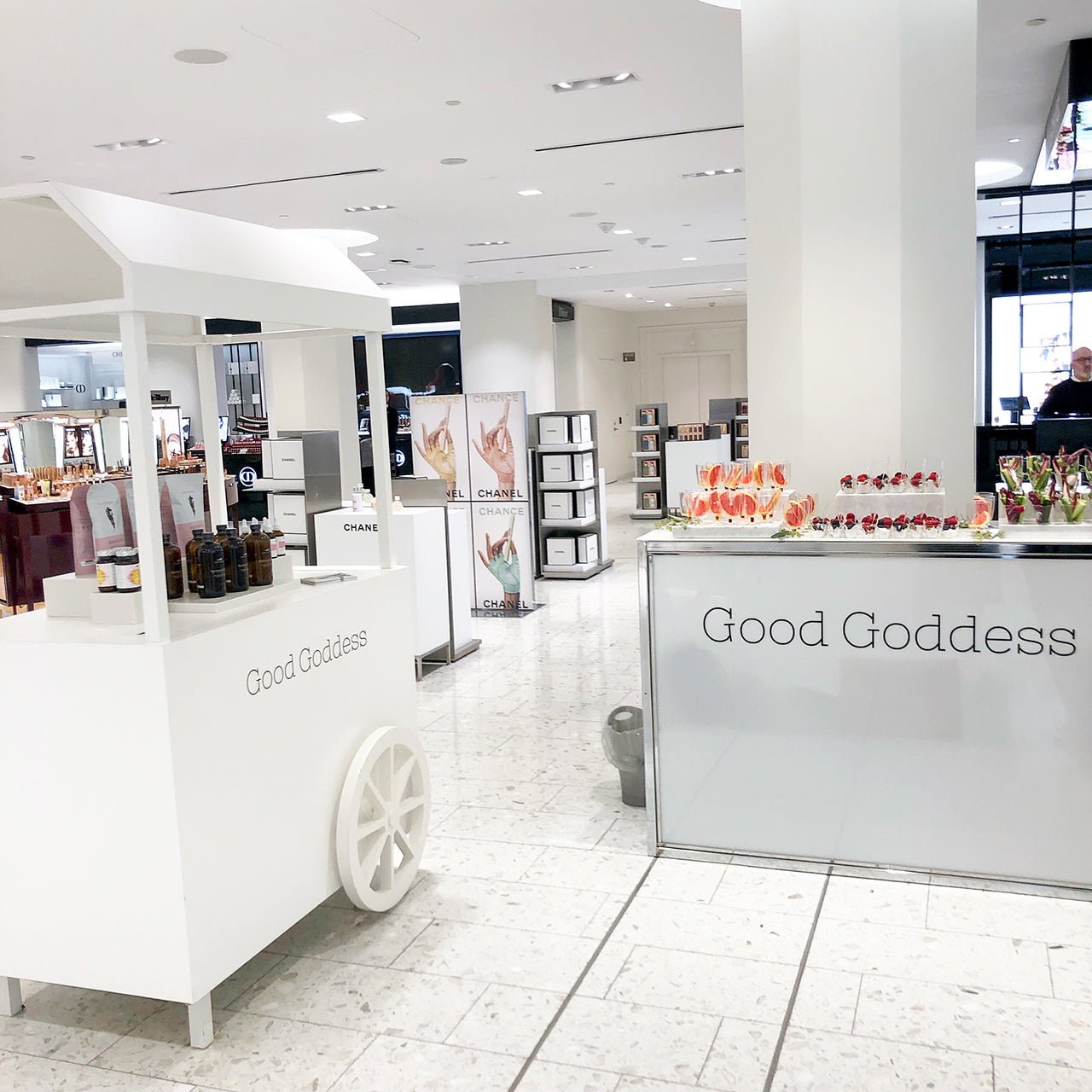 Good Goddess at Holt Renfrew