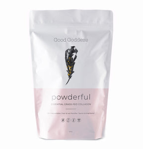 Powderful Essential Grass-Fed Collagen by Good Goddess