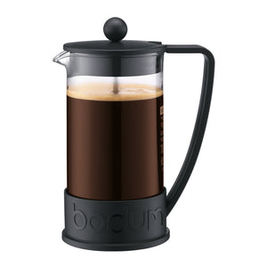 Bodum Brazil French Press Black | Coffee Maker - Good Goddess