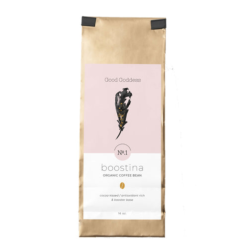 Good Goddess Boostina Organic Coffee Bean