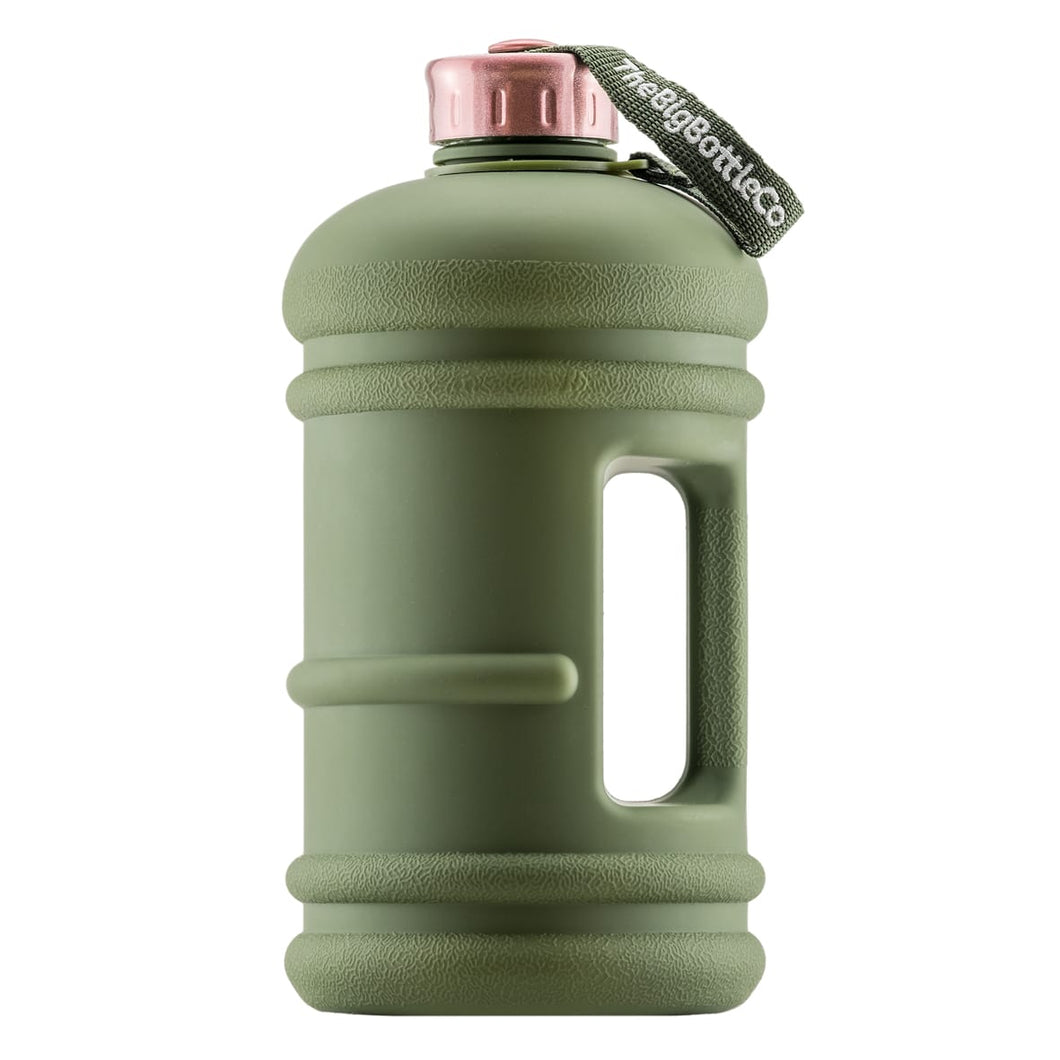Big Bottle Co Commando Rose 2.2L Water Bottle