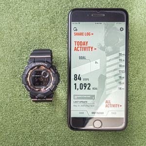 G-Shock Black App Integration