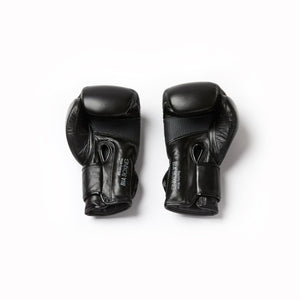 Society Nine Bia Boxing Glove- black/black