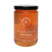 Beekeeper's Naturals Wildflower Raw Honey