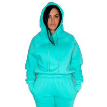 Cozy Thick Cotton Hoodie Sweatsuit Set by Good Goddess