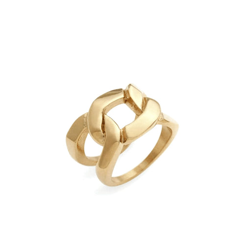 Ellie Vail Brooklyn Chain Ring