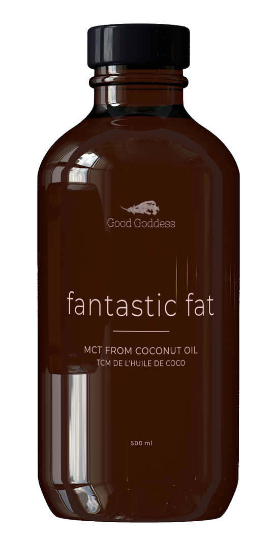 Fantastic Fat | MCT Oil Derived from Coconut - Good Goddess