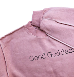 GG Cropped Sweatshirt