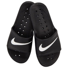 Nike Kawa Women's Slide shower black logo