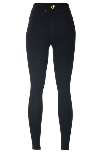 Biondina Black Legging