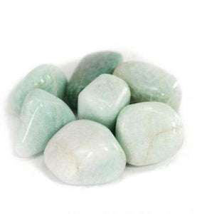 Amazonite Healing Crystal | Chakra Stone - Good Goddess