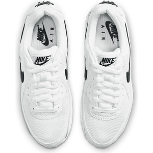 Nike Air Max 90 Women's Shoe black white sneaker