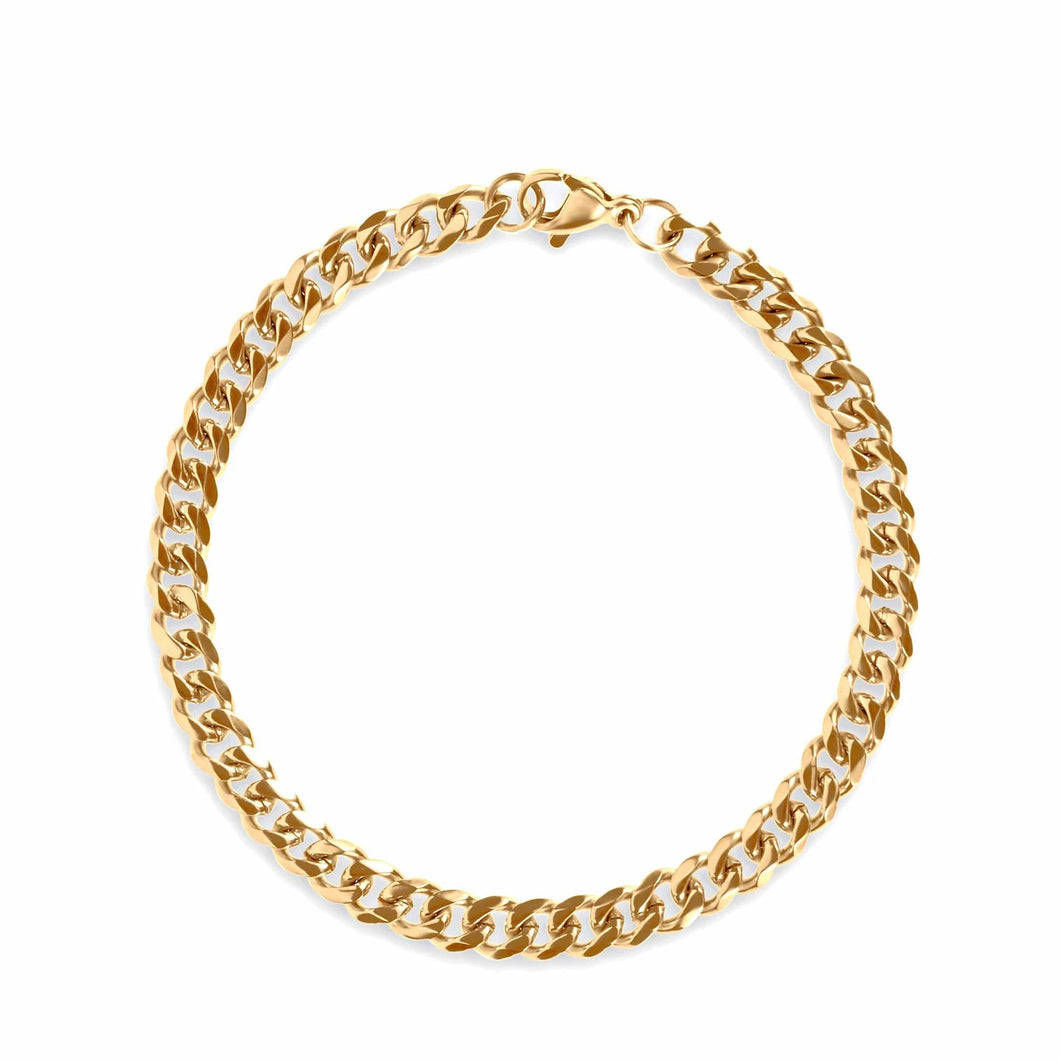 Ellie Vail Lawrence Chain Bracelet