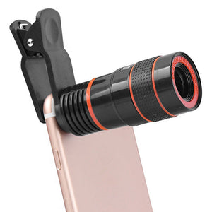 Telescope Lens for Smartphone Camera