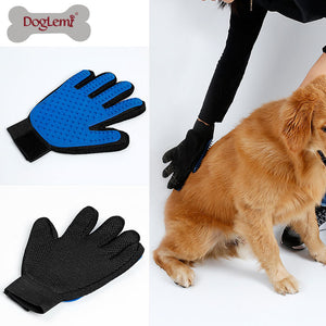 Pet Grooming Glove - Hair Removal