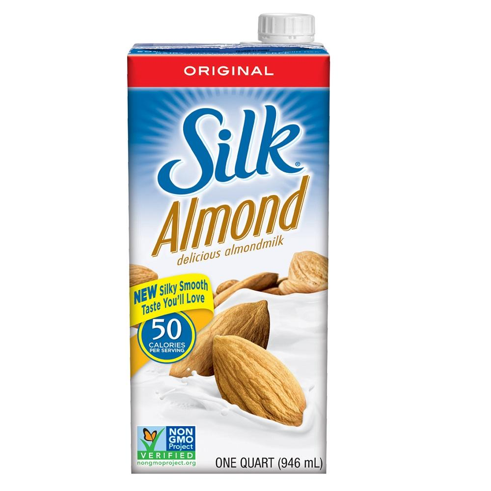 Silk Almondmilk - Original 946ml, Almondmilk, Silk - kindgrocer