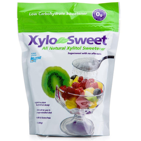 Xlear XyloSweet All-Natural Xylitol Sweetener 1 lb / 454g, Natural Sweetener, Xlear - kindgrocer