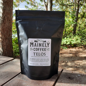 Telos - Organic, Rainforest Alliance Certified Colombian