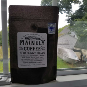 Blueberry Fields - Ethiopian Natural Sidamo Durato Bombe Grade 1