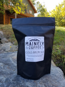 Cold Brew Kit - 8oz