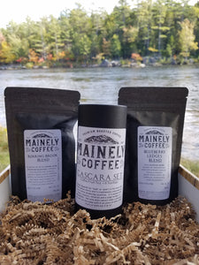 Tea and Coffee Sampler Gift Box
