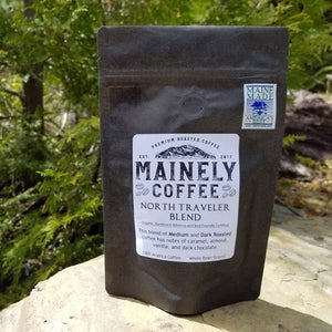 North Traveler Blend - Organic, Rainforest Alliance and Bird Friendly Certified