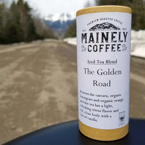 The Golden Road - Iced Tea Blend