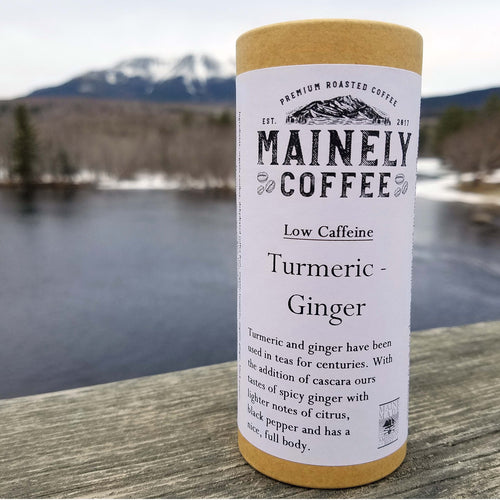 Turmeric - Ginger Tea