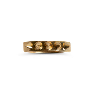 The Spiker - Polished Brass