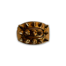 Ring - Rockstar - Polished Brass