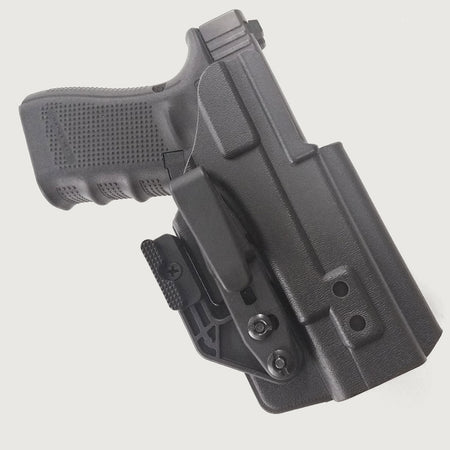 Appendix carry AIWB glock kydex holster