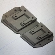 Single Magazine Carrier Mold