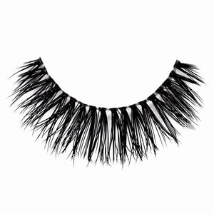Clear band lash for small eyes and hooded eyes