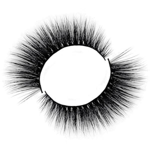 3D Silk Eyelash with thin, flexible band