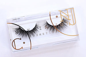 3D Silk Cruelty Free Eyelash for a natural look