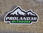 Proland3r Signature sticker