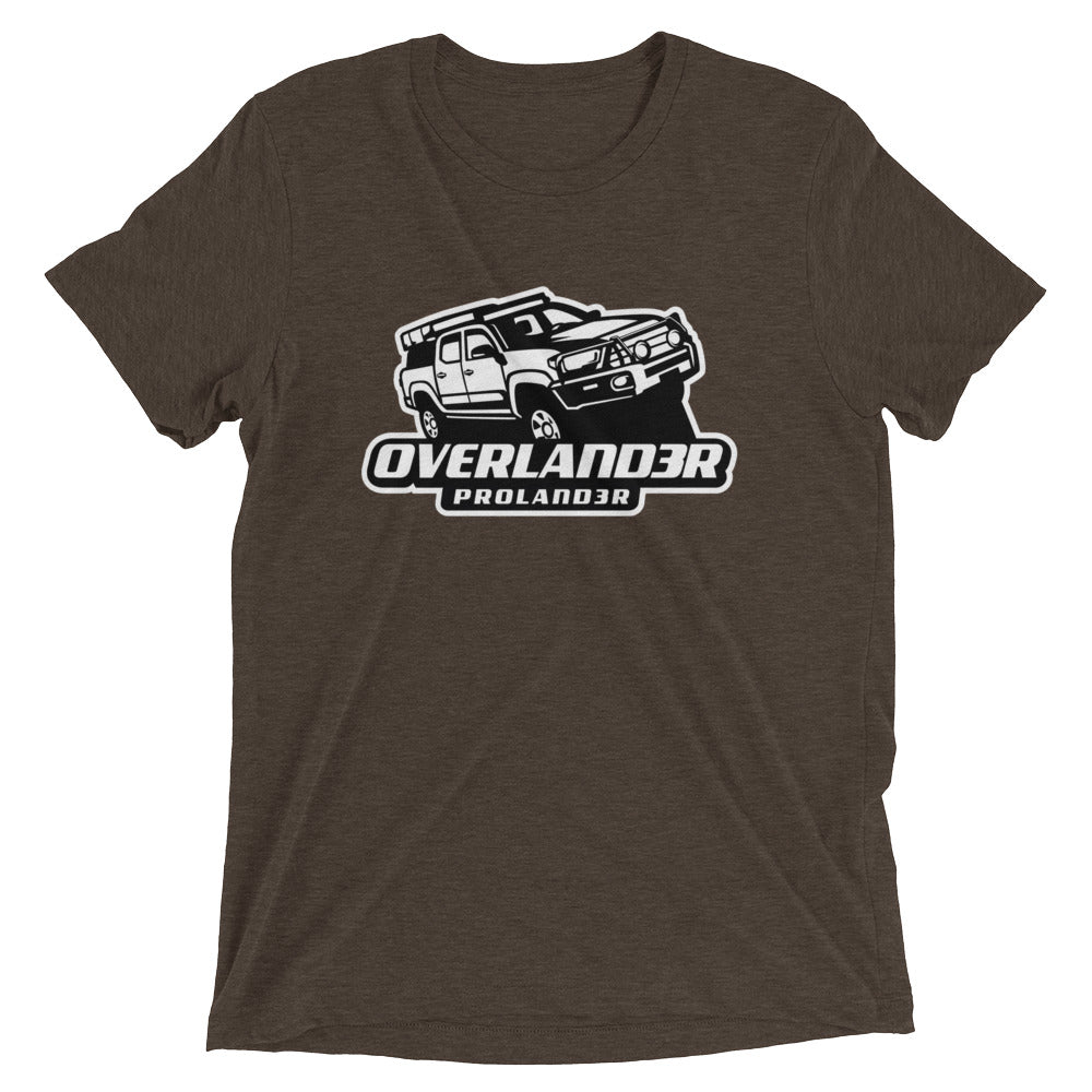 Overland3r tri-blend Short sleeve t-shirt