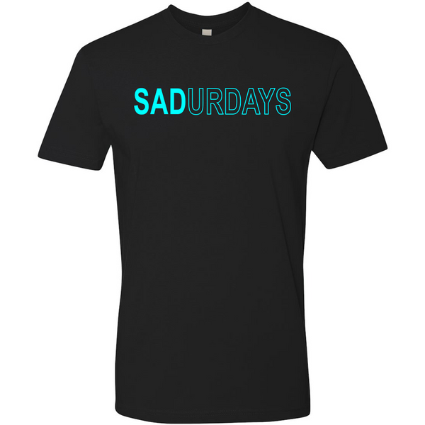Sadurdays Short Sleeve Tee